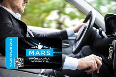 Mars sofőrszolgálat Budapest